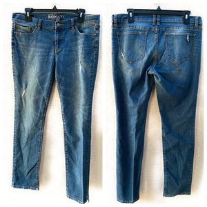 New York & Co. Low Rise Skinny Leg Jeans